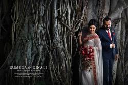 Wedding bouquets of SUMEDA & DINALI (2)