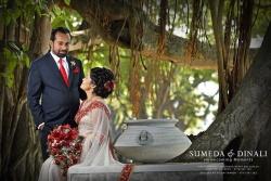 Wedding bouquets of SUMEDA & DINALI (3)