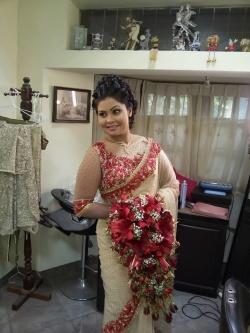 Wedding bouquets of SUMEDA & DINALI (4)